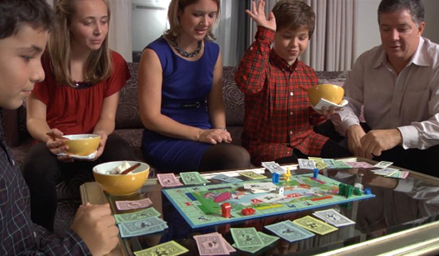 Какие игры можно поиграть другом дома
