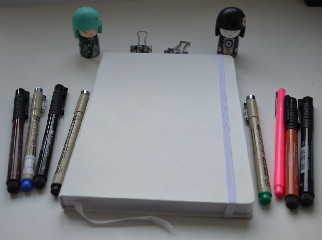 100 дней рисования. Артбук — хранитель воспоминаний, идей и снов