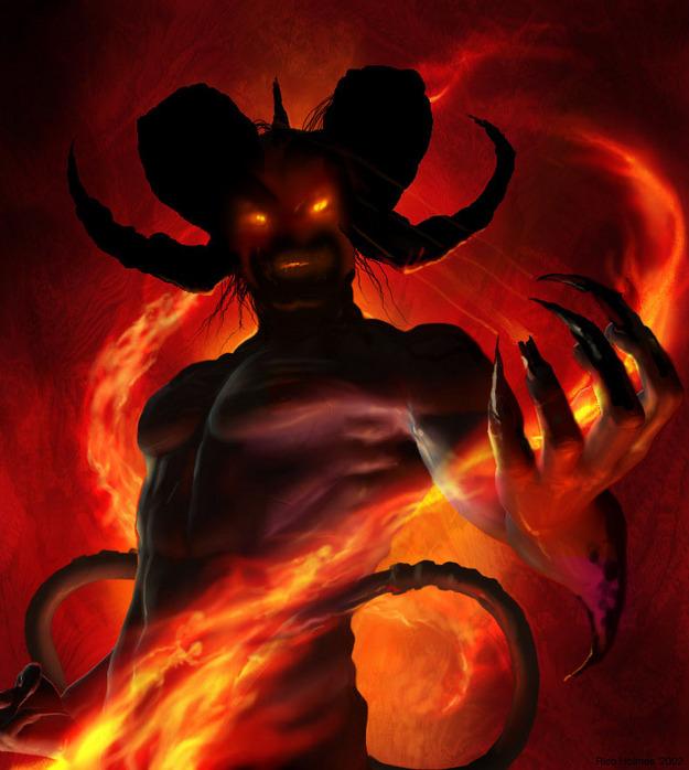 картинки демонов: